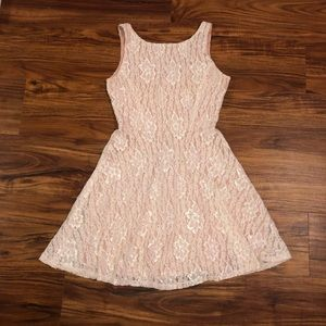 Sparkly Lace Dress